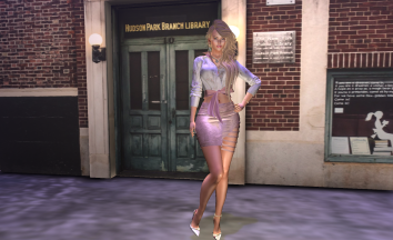 SECOND LIFE CHASE ~103